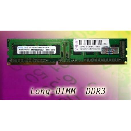 V-Gen DDR3 1GB PC10600 Long-DIMM