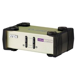 ATEN CS82U 2-Port KVM Switch PS/2-USB