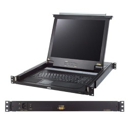 Aten CL1000 Slideaway LCD Console