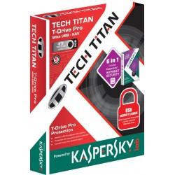Kaspersky Tech Titan T-drive pro