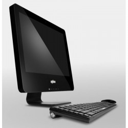 Axioo All In One SUSP625 LCD 21.5 inch Non Touch Screen Pentium G620 2.6Ghz
