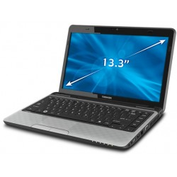 Toshiba Satellite L730-2120U Metallic Grey Win 7 Proffesional Core i3 2310M
