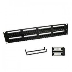 AMP Patch Panel 48 Port Cat.6