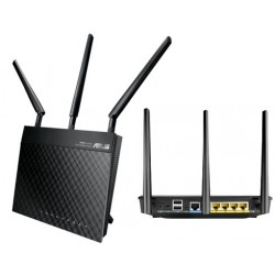 ASUS Wireless N Router 900 Mbps RT-N66U Gigabit Router