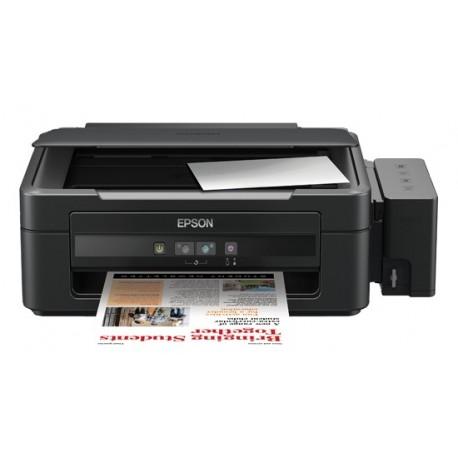 Epson L210 Tabung Tinta Infus Resmi Epson Print Scan Copy