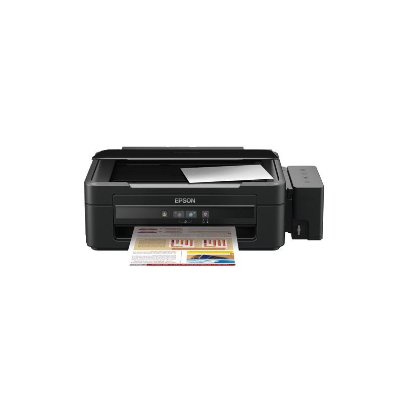 Jual Harga Epson L350 Tabung Tinta Infus Resmi Epson Print