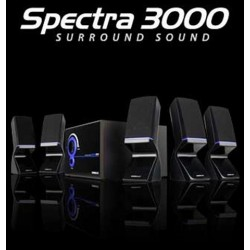 Sonic Gear Spectra 3000 5.1 Channel