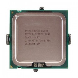 Intel Core 2 Quad Q9400 2.66Ghz FSB 1333 Mhz Cache 6MB Tray Socket LGA 775