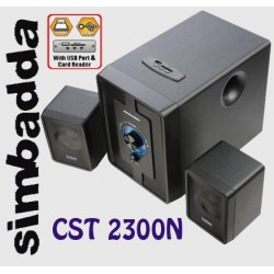 CST 2300N With Flashdisk SD MMC Card