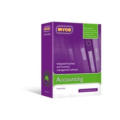 MYOB Accounting StandAlone Versi 18