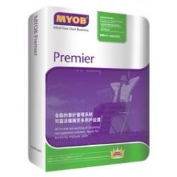 MYOB Premier 13 1User