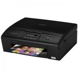 Brother DCP-140 Inkjet-Multifunction PrintScanCopy with 4.8 Inch LCD Multifunction