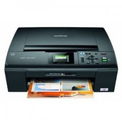 Brother DCP-J315W Inkjet-Multifunction Wireless Print Scan Copy with Media Centre Multifunction