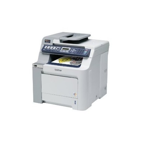 Brother FC-9450CDN Colour Laser Multifunction M Color Laser Printer Copy Scan FaxDuplexNetworking Multifunction
