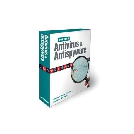 Norman Antivirus 1 User
