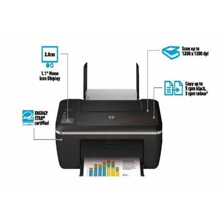 HP Deskjet D2520hc