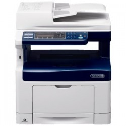 Fuji Xerox Docuprint M355DF Printer Laser Mono A4 All In One