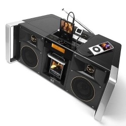 Altec Lansing IMT 800 Digital Boom Box