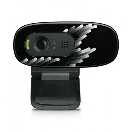 Logitech WebCam C270 HD Mono Headset