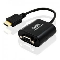 Unitek Y-5301 HDMI to VGA Converter