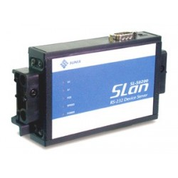 SUNIX SL-S0100D 1 Port RS-232 to Ethernet Device Server