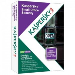 Kaspersky Small Office Security 5 User 1 Year License