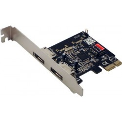 Sil3132 PCI Express 1x 2port E Sata