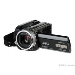 JVC Handycam EVERIO GZ-HD40