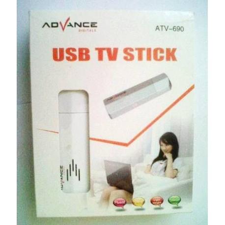 Advance LCD TV Tuner ATV-690FM USB