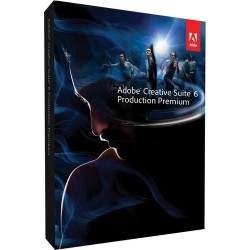 ADOBE Production Premium CS6