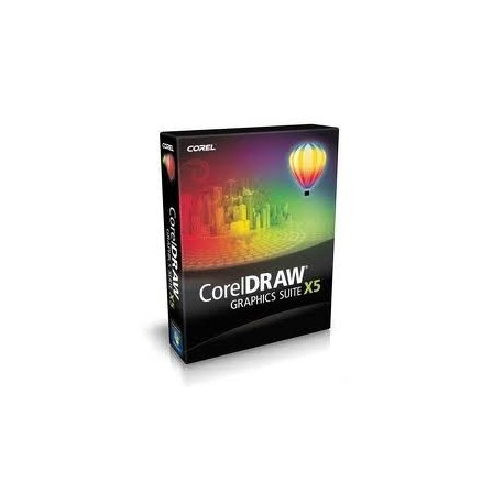 CorelDraw X5 V15 Retail