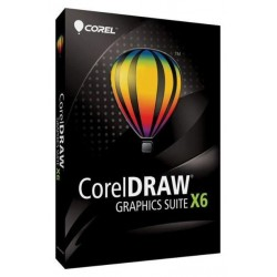 CorelDraw X6 V15 Retail
