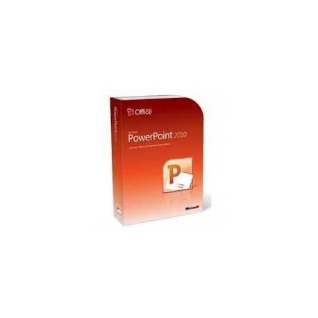 Poweoint 2010 32 Bit-x64 English DVD