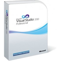 Visual Studio Pro 2010 English Not To Latam DVD