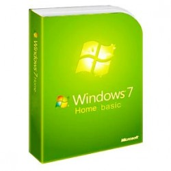 Windows 7 Home Basic OEM 32 Bit