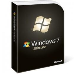 Windows 7 Ultimate SP1 32-bit English SEA DVD GLC-01878