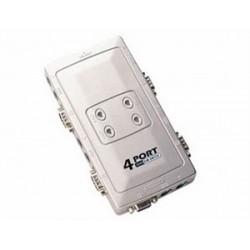 Oxca KSP-114A 4 Port PS-2 KVM