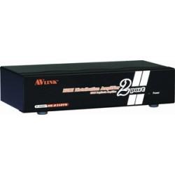 Avlink HS-2312FS 2 Port HDMI Splitter Support HDCP 1.3 Compliant