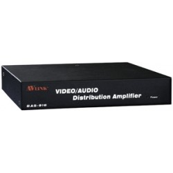 Avlink BAS-916 3-6 Port Video (BNC) & Audio with NTSC & PAL Format