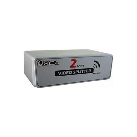 OXCA VSV-102 2 Port VGA Splitter