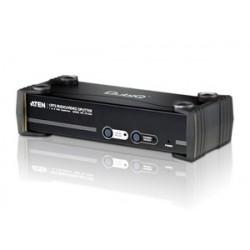 Aten VS1508T 8 port Audio Video Splitter