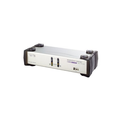 Aten CS1742 2-Port USB Dual-View KVMP Switch