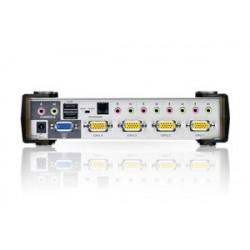 Aten CS1734AC 4-Port USB KVMP Switch