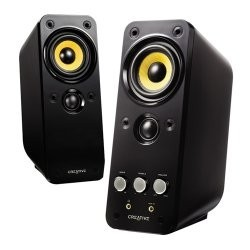 Gigaworks T20 Series II 2.0 Speakers BasXport Tech 14 Watts Ch