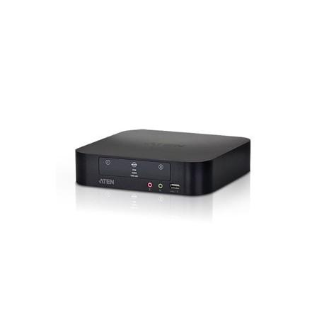 Aten CS1942 2-Port USB 2.0 Mini DisplayPort Dual View KVMP Switch