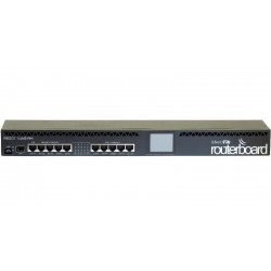Mikrotik RB2011UAS-RM Routerboard Rackmount