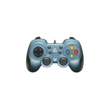Logitech F510 Gamepad Pengganti Rumblepad Vibrate Wired