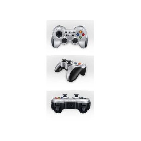 Logitech F710 Gamepad Pengganti Cordless Rumblepad Vibrate Wireless