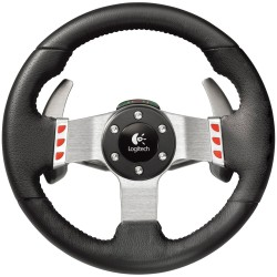Logitech G27 Steering Wheel PC-Mac
