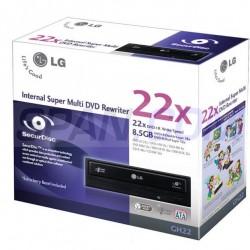 BOX-DVD RW LG Int 22x   SATA oem